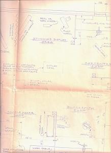 1969 Blueprints-Old Stone House Bldg #3